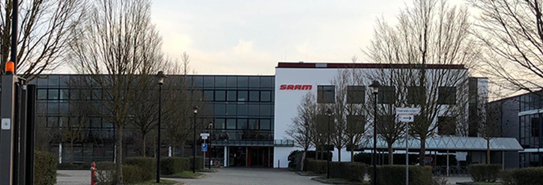 INDUSTRIE – SRAM, Schweinfurt